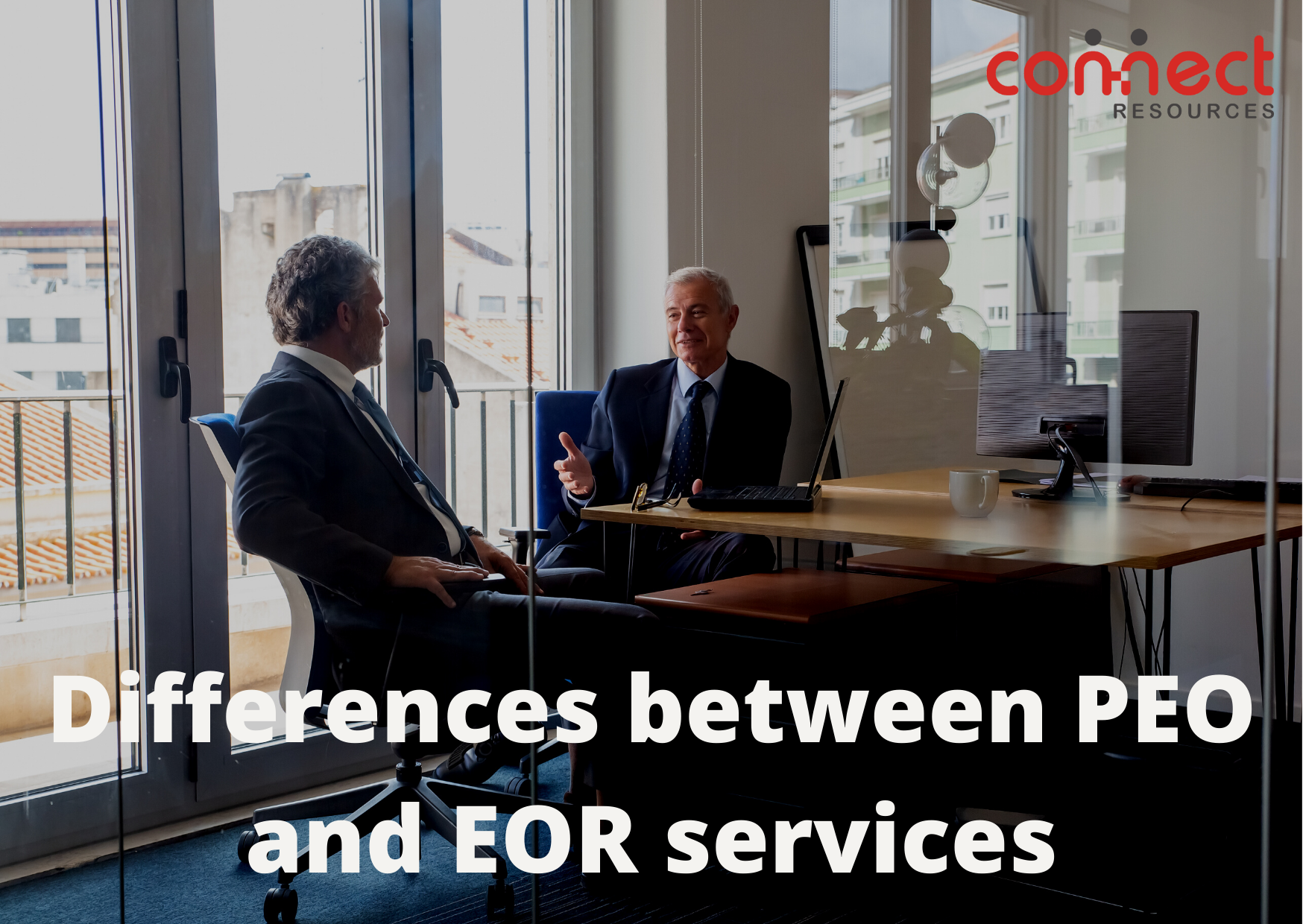 Differences between PEO and EOR services