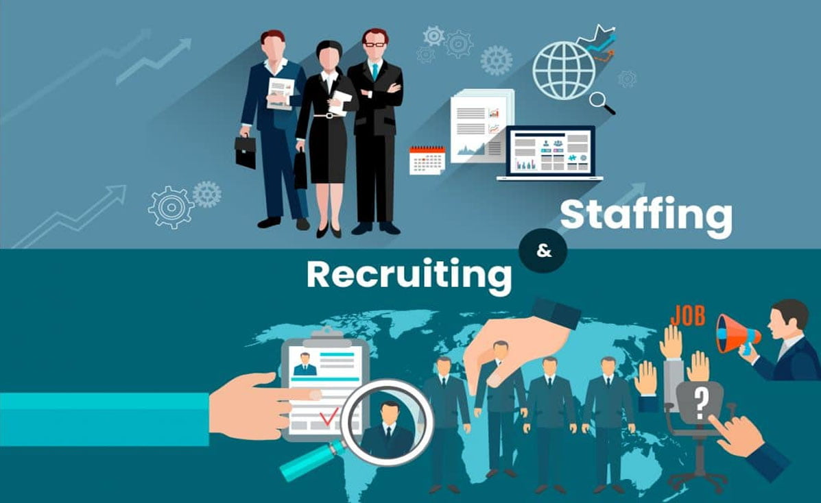 Staffing & recruiting business