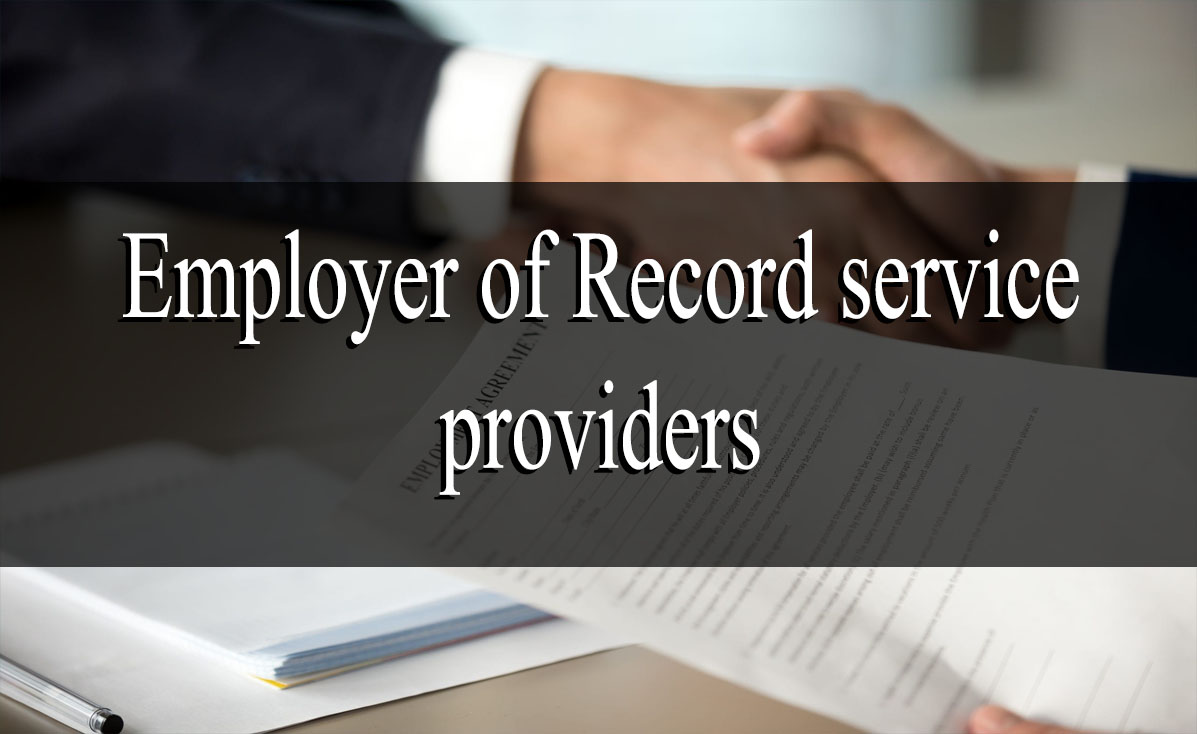 Employer of Record service providers